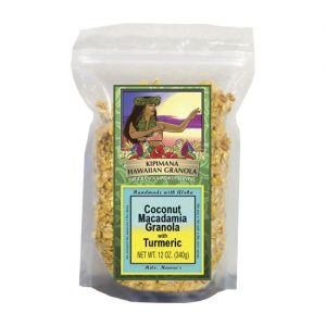 A Bag of Coconut-Macadamia-Granola-with-Turmeric