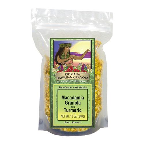 A Bag of Macadamia-Granola-with-Turmeric