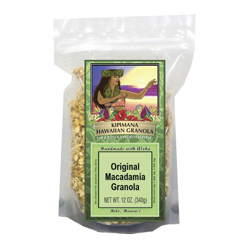 A Bag of Original-Macadamia-Granola